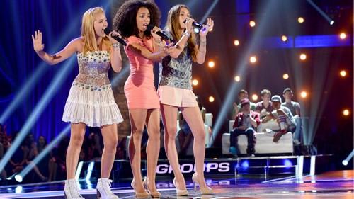 "Sweet Suspense The X Factor ""You Keep Me Hangin' On"" Video 11/6/13 #TheXFactorUSA"