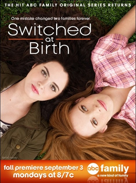 Switched at Birth Season 1 Episode 23 'This Is the Color of My Dreams' Recap 9/3/12