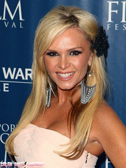 Real Housewife Of OC Tamra Barney's Engagement Is Fake
