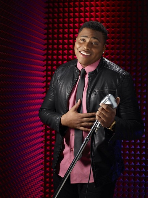 "VIDEO T.J. Wilkins The Voice ""Waiting On The World To Change"" #TheVoice #TeamUsher"