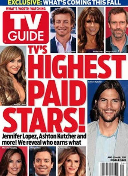 Who Are TV's Highest Paid Stars?