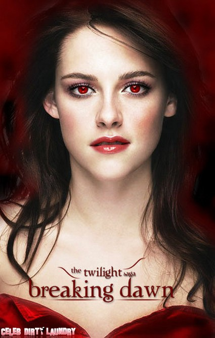 First Look At Teaser Trailer For Twilight Breaking Dawn Part 2 (Video)