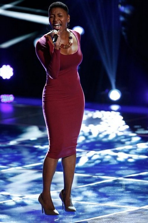 "Tamara Chauniece The Voice Top 20 ""I Will Survive"" Video 11/5/13 #TheVoice"