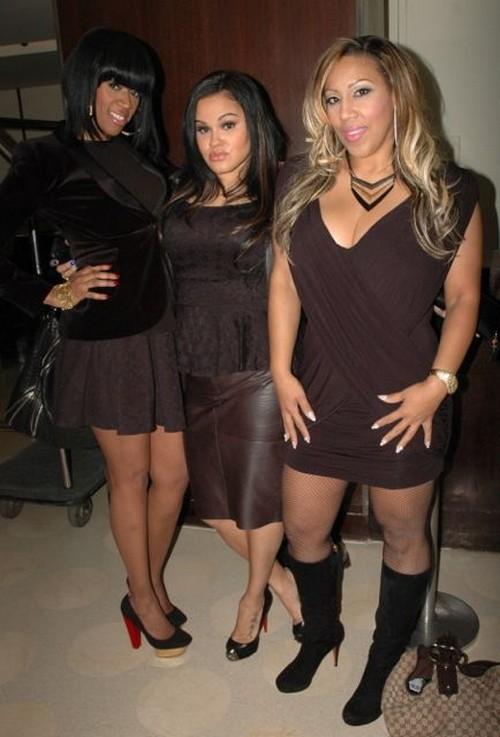 Tashera Simmons, Liza Morales, Monica Joseph-Taylor 2
