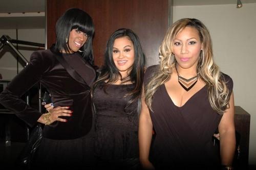 Tashera Simmons, Liza Morales, Monica Joseph-Taylor