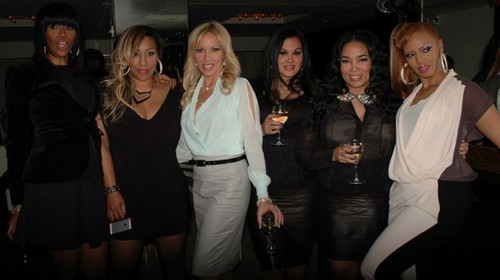 Tashera Simmons, Monica Joseph-Taylor, Cheryl Caruso, Liza Morales, Josie Harris, Zakia Baum