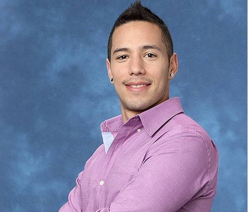 The Bachelorette 2014 Season 10 Spoilers: When Is Tasos Hernandez Eliminated by Andi Dorfman?