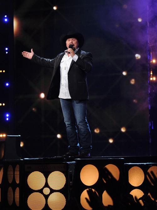 """Tate Stevens The X Factor Top 10 """"I'm Already There"""" Video 11/21/12"""