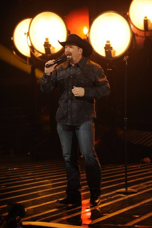 "Tate Stevens The X Factor ""Somebody Like You"" Video 11/28/12"