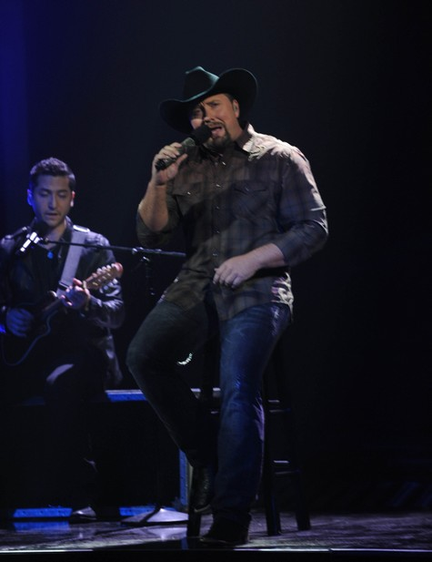"Tate Stevens The X Factor ""Fall"" Video 12/12/12"