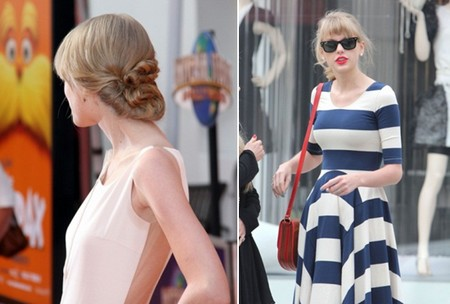 Taylor Swift Shows Off Her New Breasts (Photo)!