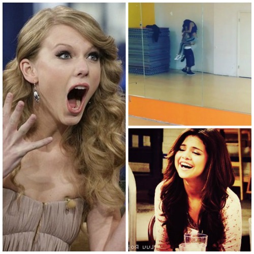 Taylor Swift Cuts Off Selena Gomez For Hooking Up With Justin Bieber - Selena Doesn't Care!