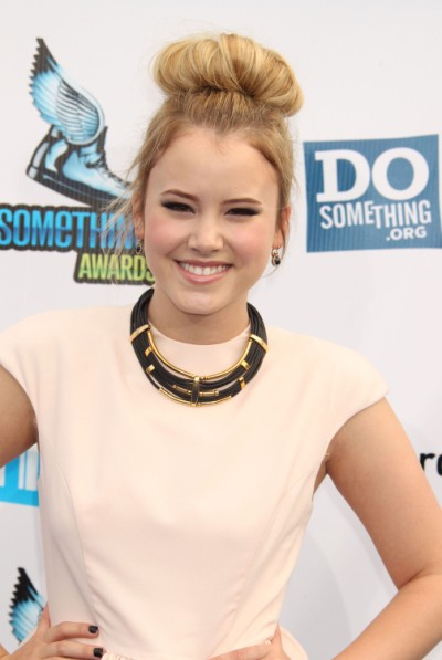 CDL Exclusive: Interview With 'Melissa And Joey' Star Taylor Spreitler 0821