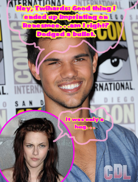 Taylor Lautner Disgusted with 'Twilight' Co-star Kristen Stewart, Severs Friendship Forever