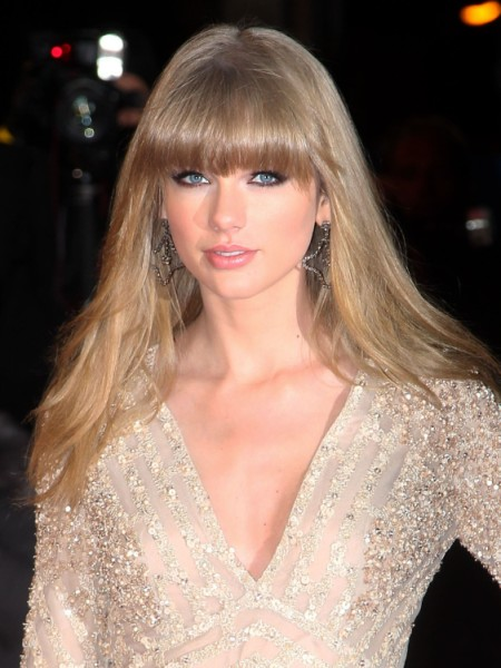 Taylor Swift Gets Sweet Revenge, Ruins Harry Styles' Night At Music Awards! (Photos) 0127