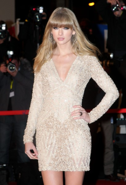 Taylor Swift Mocks Harry Styles At The Grammys - Get Over It Already? 0211