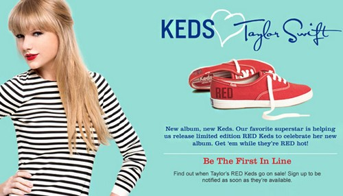 Taylor Swift's New Cool Keds Campaign Has Arrived (VIDEO)