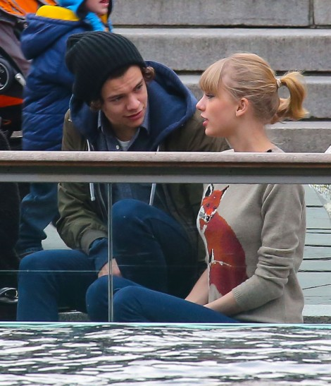 Taylor Swift Using Harry Styles To Boost Her Career? 1213