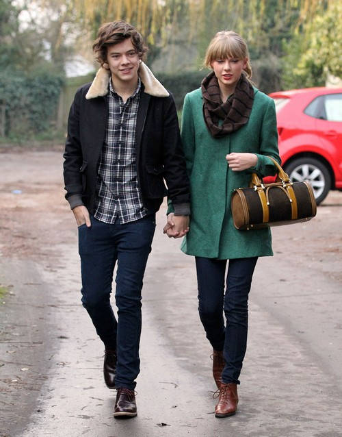 Taylor Swift Bored With Harry Styles Sex, Wants To Date Older Man
