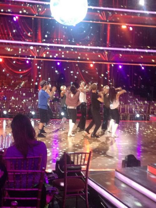 Team Samba Dancing With the Stars Performance Video 4/22/13