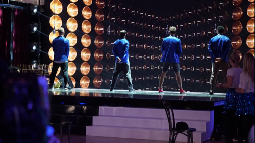 Team Boy Band Dancing With The Stars Team Dance Video 4/24/17 #DWTS #TeamBoyBand