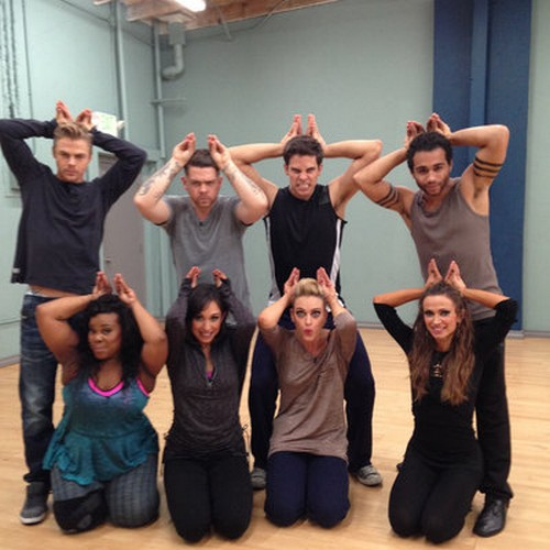 Team FoxingAwesome Dancing With The Stars Team Dance Video #FoxingAwesome