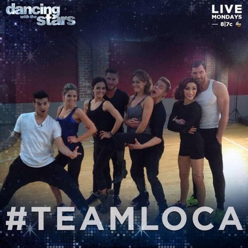 Team Loca Dancing With the Stars Freestyle Video 4/28/14 #DWTS #TeamLoca