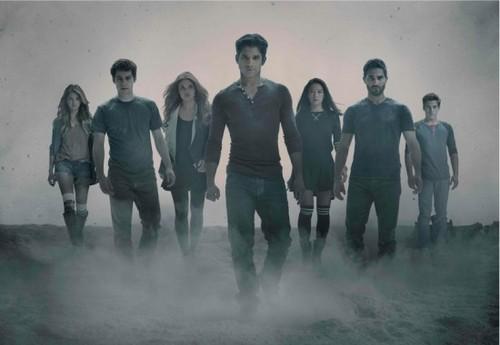 "Teen Wolf Recap - The Benefactor's Identity is Brunski - Season 4 Episode 9 ""Perishable"""