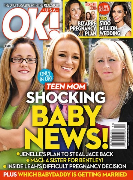 Jenelle Evans, Maci Bookout, and Leah Messer Shocking Baby News
