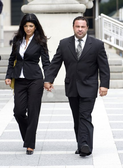 Teresa Giudice Fired From Real Housewives of New Jersey - Future on Show Uncertain?