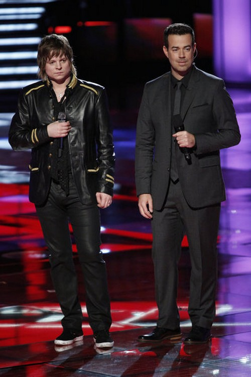"""Terry McDermott The Voice Top 3 """"I Wanna Know What Love Is"""" Video 12/17/12"""