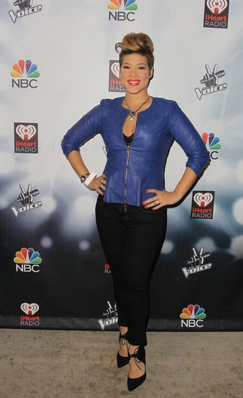 """Tessanne Chin The Voice Top 12 """"My Kind of Love"""" Video 11/11/13 #TheVoice"""
