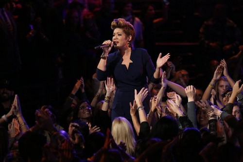 "Tessanne Chin The Voice Top 8 ""Underneath it All"" Video 11/25/13 #TheVoice"