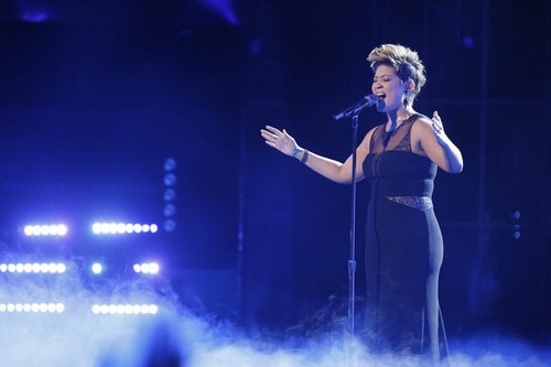 """Tessanne Chin The Voice Top 3 """"I Have Nothing"""" Video 12/16/13 #TheVoice"""