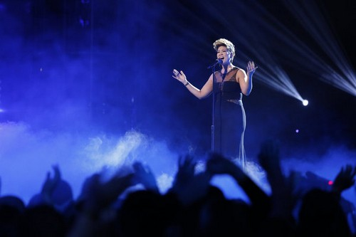 """Tessanne Chin The Voice Top 3 """"Try"""" Video 12/16/13 #TheVoice"""