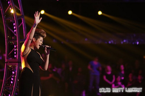 """Tessanne Chin The Voice Top 5 """"Bridge Over Troubled Water"""" Video 12/9/13 #TheVoice"""