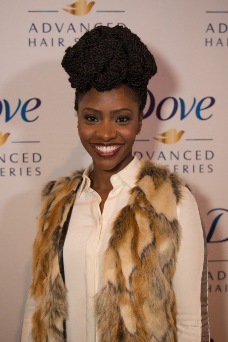 Sundance Film Festival 2014 Gets a Makeover Behind the Scenes with Dove Advanced Hair Care Series! (PHOTOS)