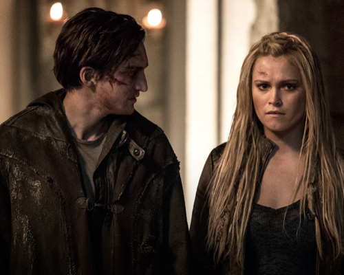 "The 100 LIVE Recap: Season 4 Episode 7 ""Gimme Shelter"""