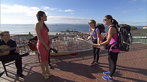 "The Amazing Race RECAP 10/13/13: Season 23 Episode 3 ""King Arthur Style"""