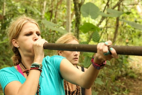 """The Amazing Race RECAP 3/9/14: Season 24 Episode 3 """"Welcome to the Jungle"""""""