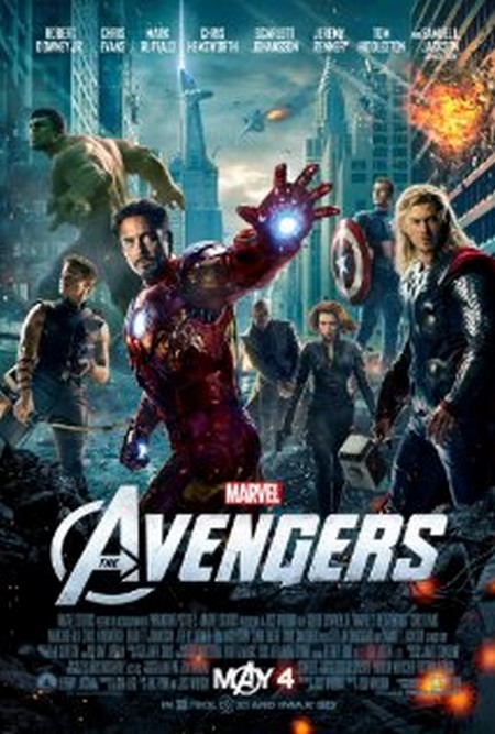 Movie Review: 'The Avengers' Kicks Ass