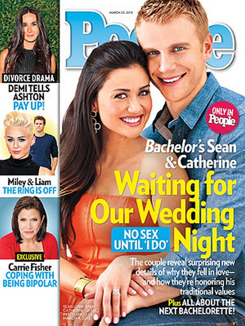 "Sean Lowe and Catherine Giudici Vow ""No Sex"" Until Wedding Night"