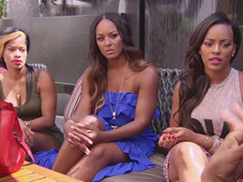 Basketball Wives LA RECAP 2/24/14: Season 3 Episode 2