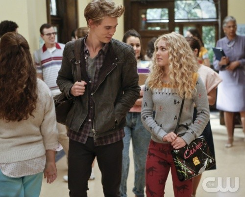 "The Carrie Diaries Episode 2 ""Lie With Me"" Recap 01/21/13"
