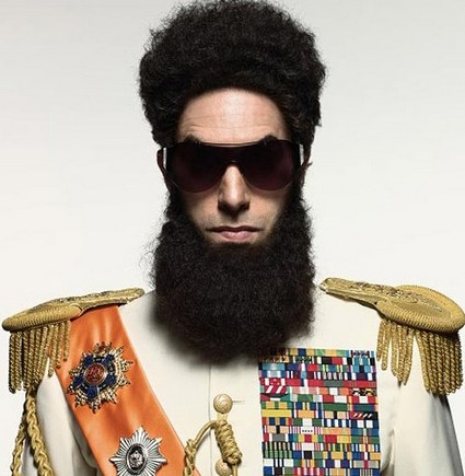 The Dictator Gets Super Bowl Slot (Video)