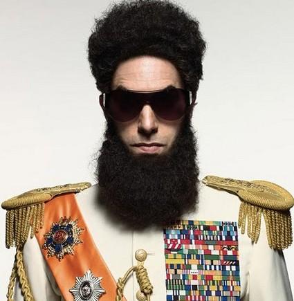 The Dictator Gets Super Bowl Slot (Video)