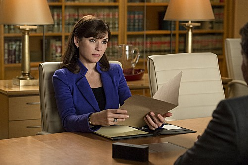 "The Good Wife RECAP 12/1/13: Season 5 Episode 10 ""The Decision Tree"""