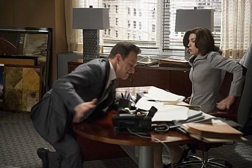 "The Good Wife RECAP 10/27/13: Season 5 Episode 5 ""Hitting The Fan"""