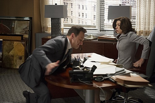"The Good Wife RECAP 10/27/13: Season 5 Episode 5 ""Hitting The Fan"""