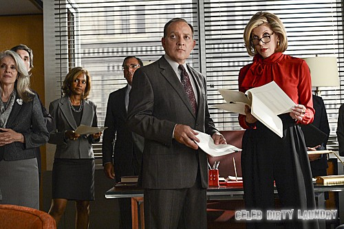 "The Good Wife RECAP 9/29/13: Season 5 Premiere ""Everything is Ending"""
